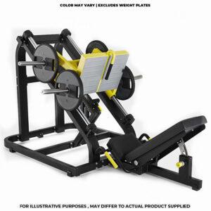Swiss Star Leg Press by Fitness Warehouse
