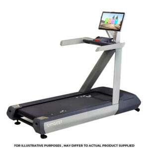 Commercial Touch Screen Treadmill by Fitness Warehouse