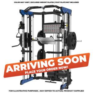 Smith Machine by Fitness Warehouse